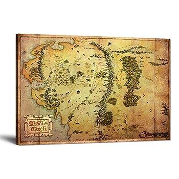 Best the hobbit map Reviews