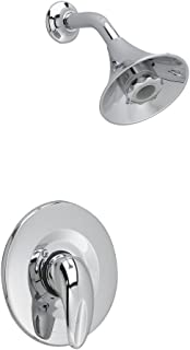 American Standard T385507.002 Reliant 3 Shower Only Trim Kit with Flowise Water Saving Showerhead, Polished Chrome