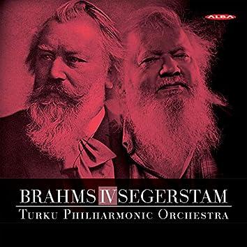 Brahms: Symphony No. 4 in E Minor - Leif Segerstam: Symphony No. 295