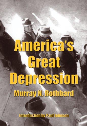 America's Great Depression (English Edition)