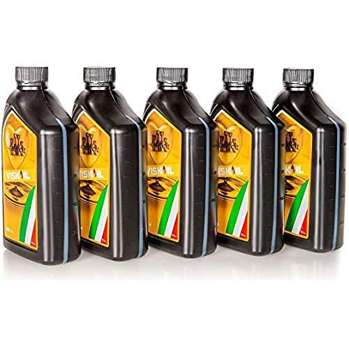 5 Litri Olio Freni DOT 4 Viskoil