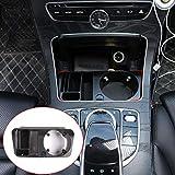 Reposabrazos de plástico para consola central Benz, E, C, GLC, clase W213, X253 y W205 2015-2020