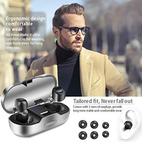 Bluetooth Kopfhörer BEVA Kabelloses Bild 5*