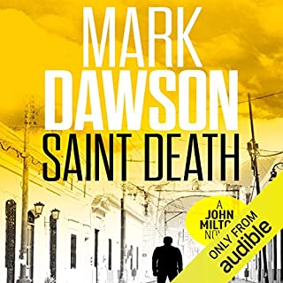 Saint Death audiobook cover art