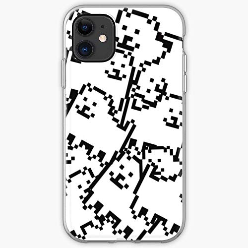 US191PC Case Undertale Annoying Dog iPhone Collage | Unique Design Snap Phone Case Cover for All iPhone, iPhone 11, iPhone XR, iPhone 7/8/SE 2020.