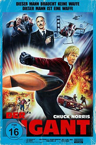 Der Gigant (Retro-VHS-Edition, Blu-ray+DVD) (exklusiv bei Amazon.de) [Limited Collector's Edition]
