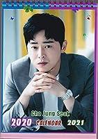 チョ・ジョンソク EXIT 2020-21年度 新卓上カレンダー ※韓国店より発送の為、お届けまでに約2週間