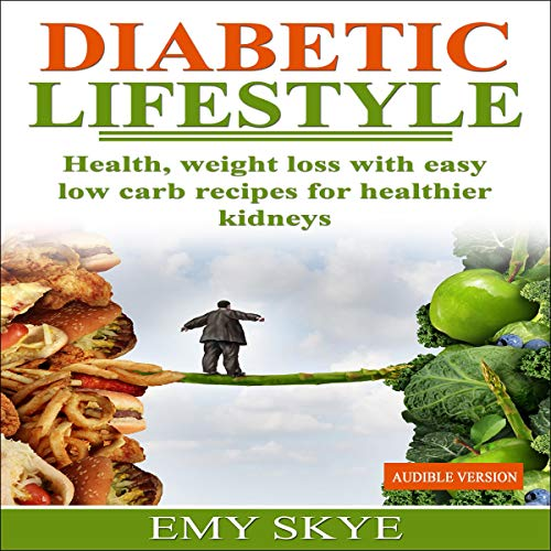 Couverture de Diabetic Lifestyle