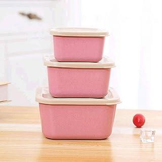 ZYING Support de Rangement des Aliments for Organisateur de Cuisine, boîte à Lunch (Color : B)