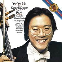 Bach: Sonatas for Viola da Gamba and Harpsichord by Yo-Yo Ma (2012-01-17)
