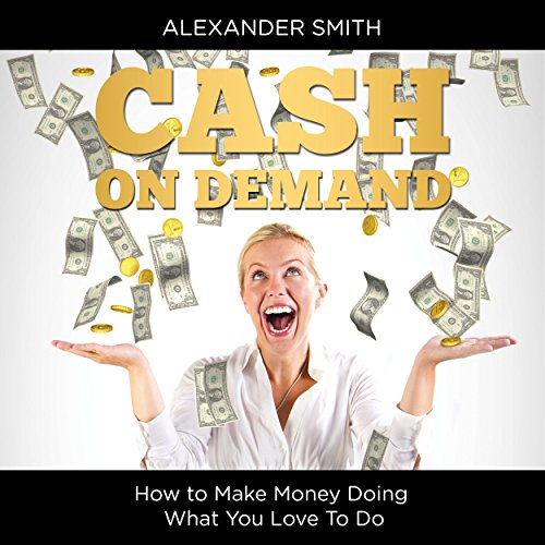 Cash on Demand audiobook cover art