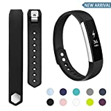 Best Fitbit Replacement Bands - POY Compatible Bands Replacement for Fitbit Alta Bands Review