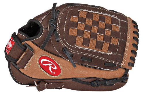 Rawlings Signature Youth Baseball Glove de Albert Pujols Series - 11,5 inch - for left handed thrower