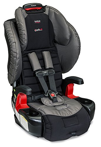 Britax Pioneer Combination Harness-2-Booster Car Seat, Summit