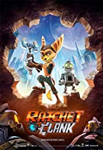 Ratchet   Clank [DVD]