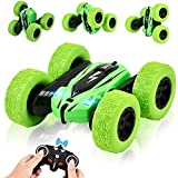ArgoHome RC Stunt Car RC Car Remote Control Car, 360 Degree Flips Double Sided Rotating Race Car,...