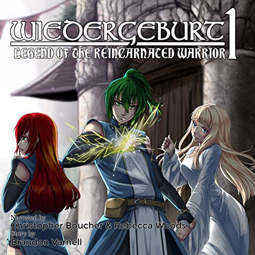 Couverture de Wiedergeburt: Legend of the Reincarnated Warrior: Volume 1
