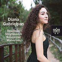 Stravinsky/Shostakovich/Babaja