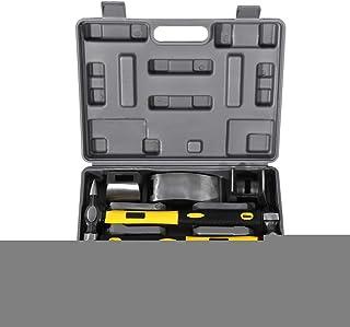 Kit de herramientas de reparación de paneles automáticos de Vobor, kit de herramientas de martillos Kit de herramientas de reparación de paneles de automóviles (7 piezas)