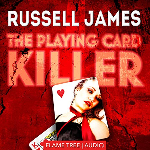 The Playing Card Killer audiobook cover art