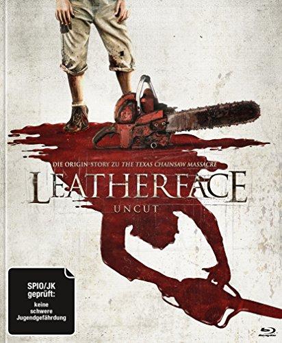 Leatherface (Uncut) (Limited Edition Mediabook) limitiert auf 1000St.