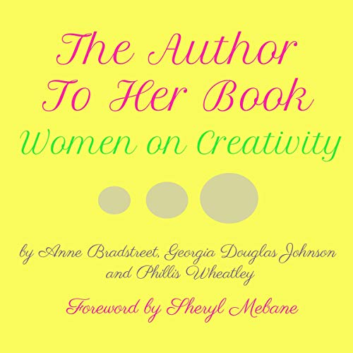 The Author to Her Book: Women on Creativity Titelbild