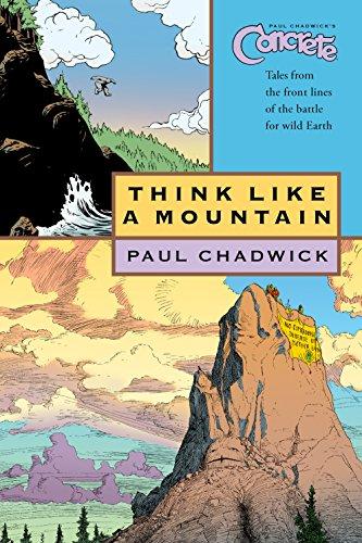 Concrete vol. 5: Think Like a Mountain (English Edition)