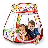 JoyKip Tente de Maison de Jeu Pop-up de la série Tent pour Enfants (JK-700) Parfaite pour Les Jeux intérieurs et extérieurs