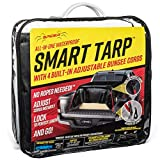 "SPIDER Smart Tarp, 7' x 7' 6"" - Waterproof Heavy Duty Truck..."