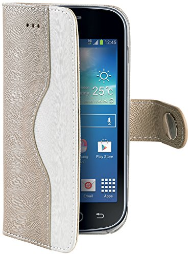 Celly ONDATRENDPGD - Funda para Samsung Galaxy Trend Plus, Negro