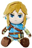Peluche The Legend of Zelda : Breath of the Wild d'environ 28 cm de hauteur Peluche sous licence officielle Nintendo Peluche de qualité fabriquée par SAN-EI (Japon)
