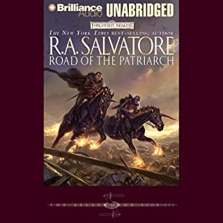 Road of the Patriarch: Forgotten Realms: The Sellswords, Book 3