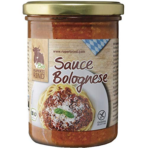 Metzgerei Heilmaier Sauce Bolognese aus Bayern (400 ml) - Bio