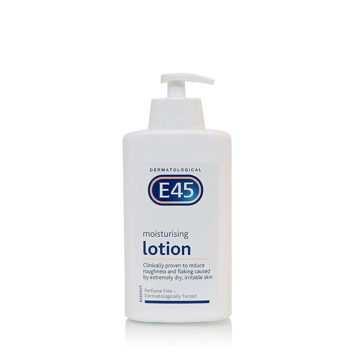 企業昇進石のE45 Dermatological Moisturising Lotion (500ml) E45皮膚科保湿ローション( 500ミリリットル)