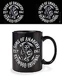 Sons of Anarchy Keramiktasse - Redwood Original Logo (330 ml)