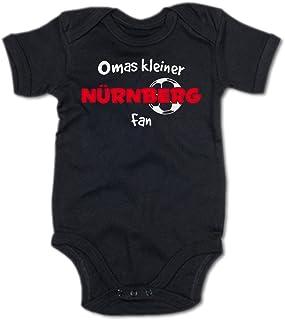 G-graphics Baby Body Omas Kleiner Nürnberg Fan 250.0453