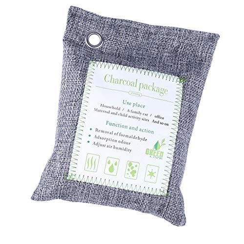 Buy Bargain Sdoveb Bamboo Charcoal Air Purifying Bag 200g Natural Air Freshener for Car Closet Bathr...