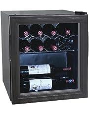 Refrigerador polar para vino, (máximo 11 botellas). 510x 430x 480mm.