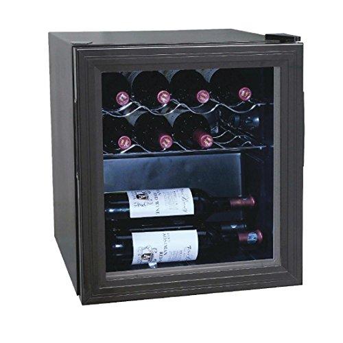 Polar wijnkoeler voor 11 flessen, 510 x 430 x 480 mm, koelkast
