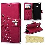 Huawei P9 Lite / P9 Mini Coque Mavis's Diary Housse de Protection Étui en Cuir Phone...