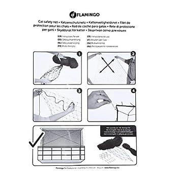 chlius Filet de Sécurité pour Chat, Filet De Protection pour Balcon Et Fenêtre, 8 x 3m Cache-Fil en Plastique Robuste, Y Compris Kit De Montage, Transparent