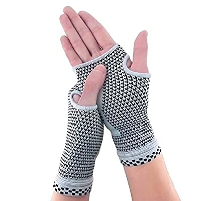 NOVAYARD Compression Gloves Carpal Tunnel for Women&Men Hand Brace Wrist Support Sleeves Pain Relief