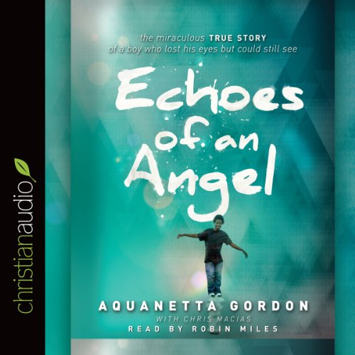 Echoes of an Angel audiobook cover art