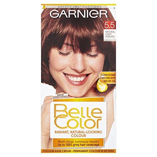 BELLE Color Coloration Light Natural Auburn 5.5