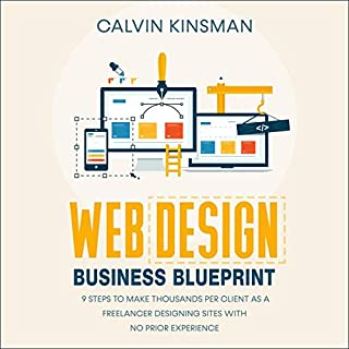 Web Design Business Blueprint Titelbild