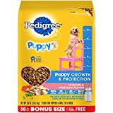 Pedigree Puppy Growth & Protection Dry Dog Food Chicken & Vegetable...