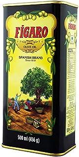 Figaro Olive Oil Tin, 500ml