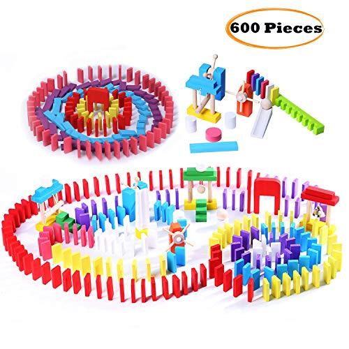 1000 wood dominoes - 3