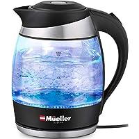 Mueller Premium 1.8 Liter 1500W Electric Kettle with SpeedBoil Tech