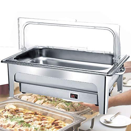 JTYDFG Chafing Dish Calentadores de Comida y de Platos Elect